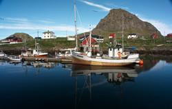 Honningsvag - 71 degrees N - Norway