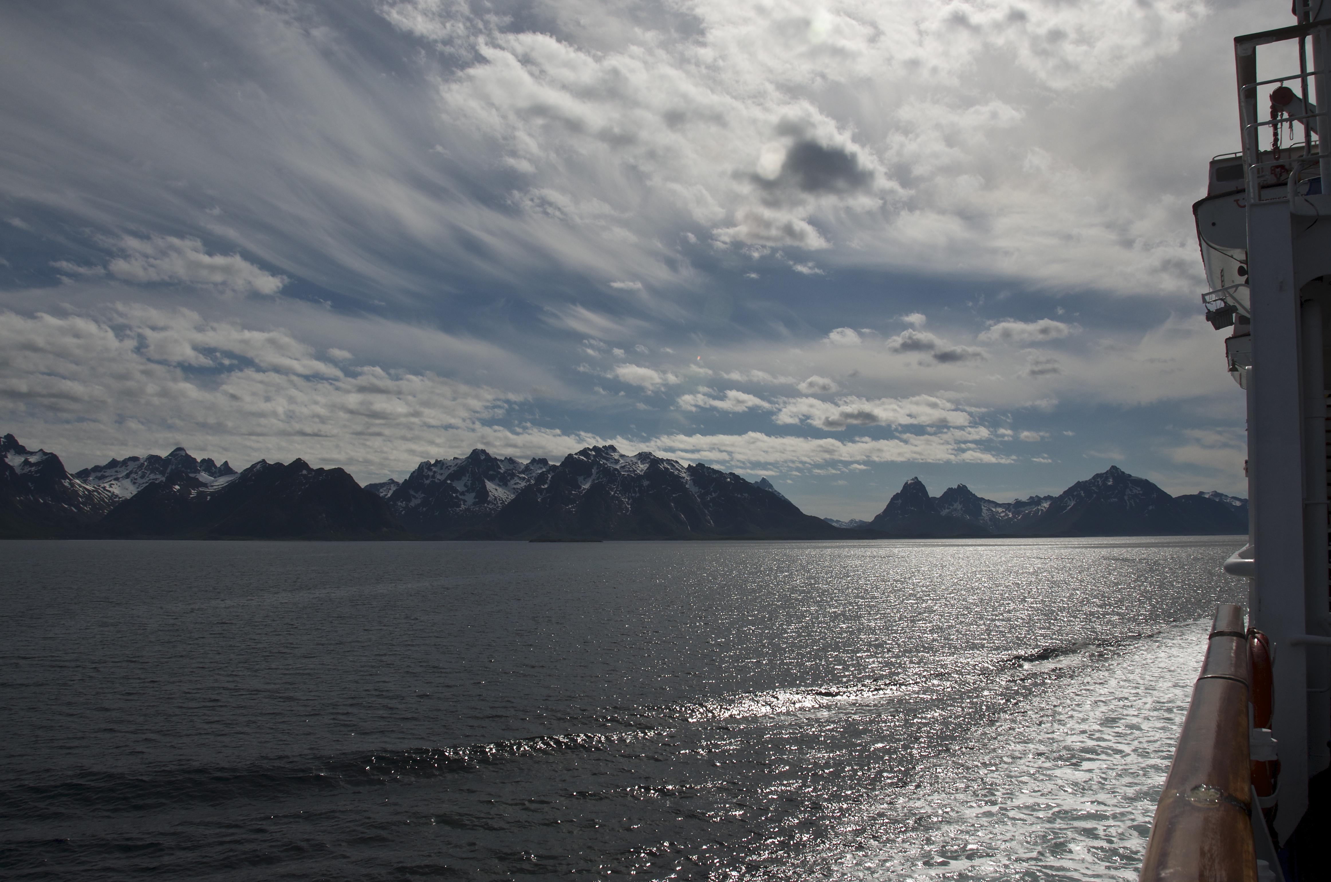Sortland Coast  - Norway