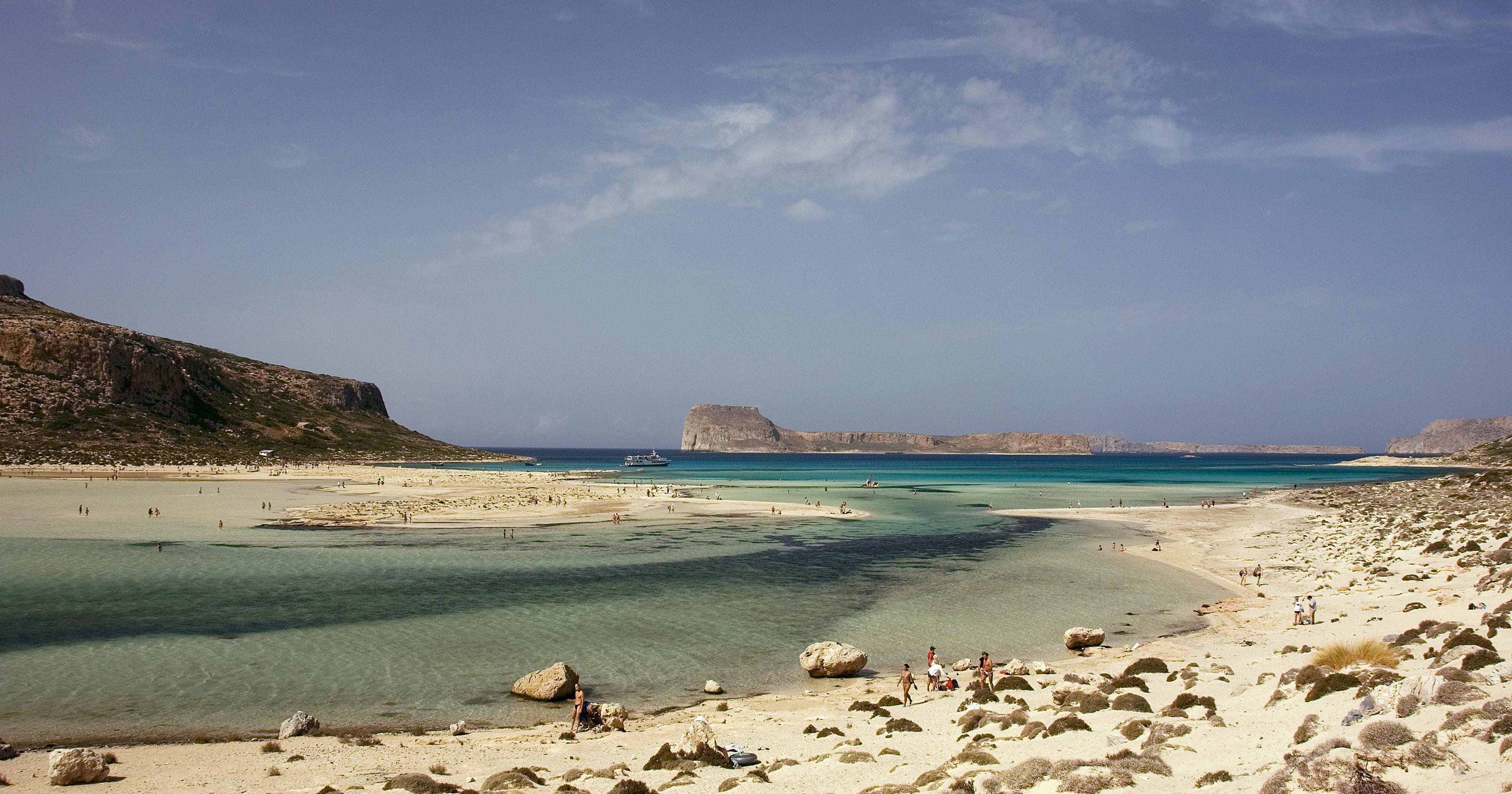 Crete - Balos, 2008