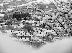 Winter - Conwy