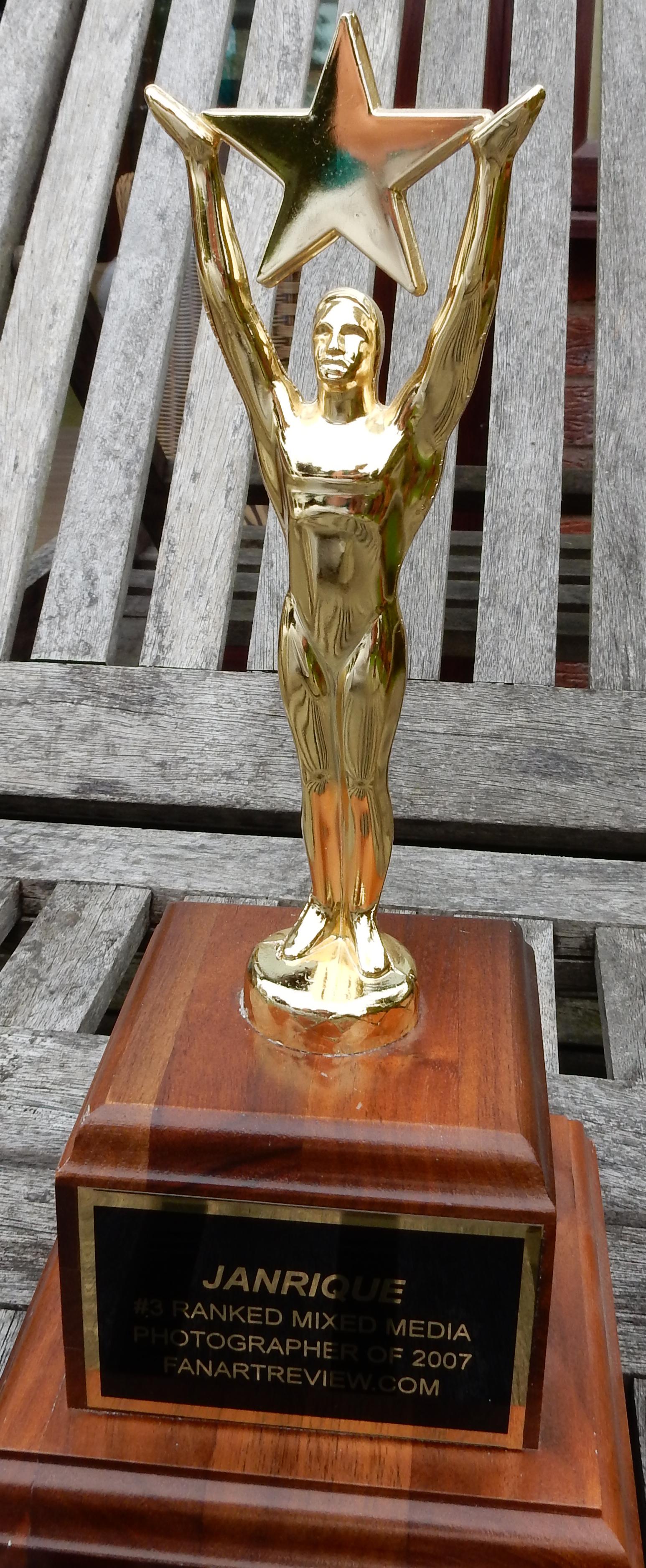 2007 Award