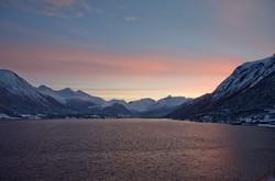 Tromso - Sunrise