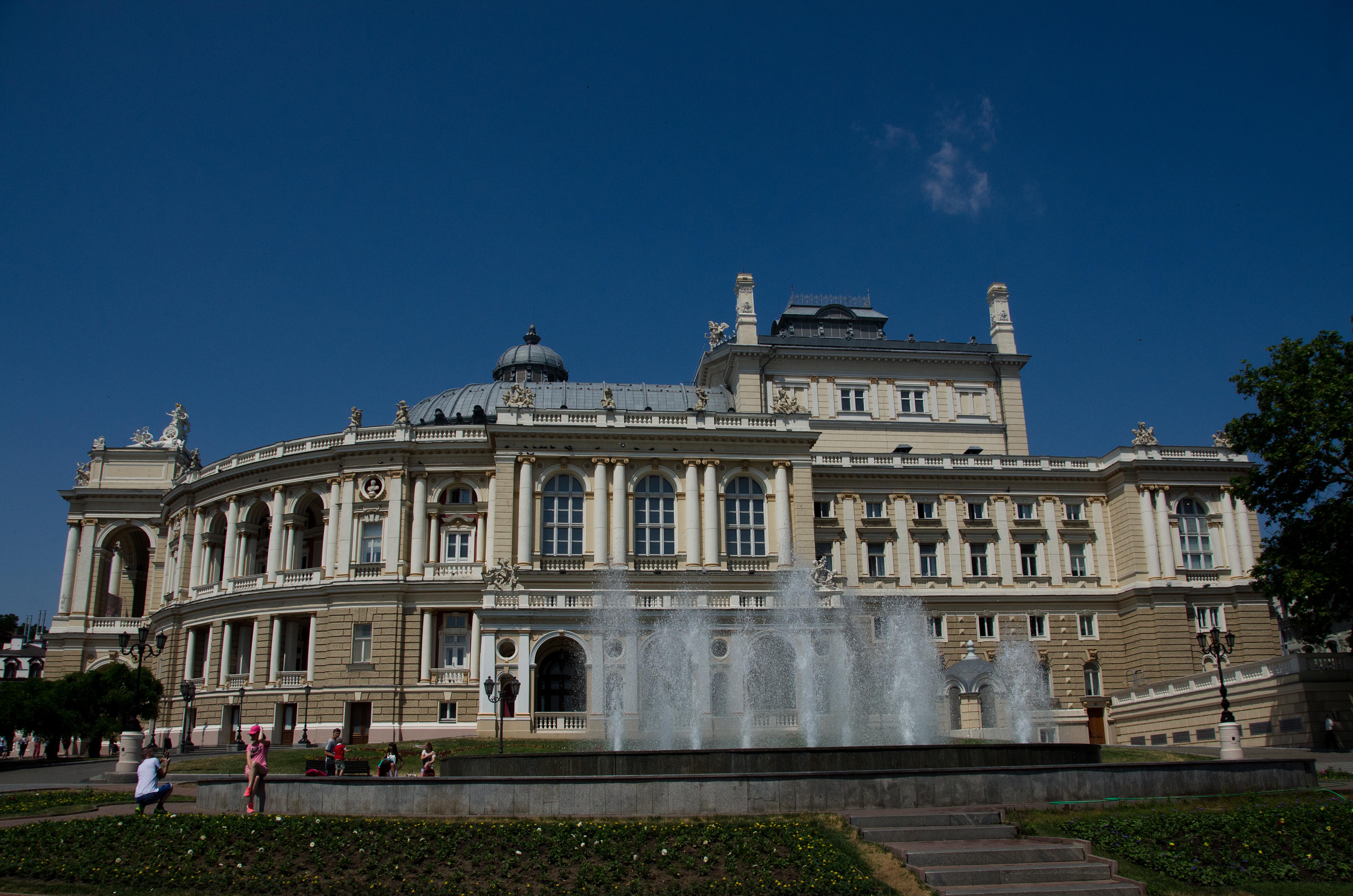 Odessa Opera & Ballet Theatre