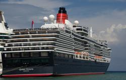 Kusadasi - Cunard Queen Victoria