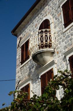 Rose - Lustica Peninsular - Balcony