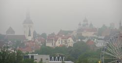Estonia - Tallinn in the mist