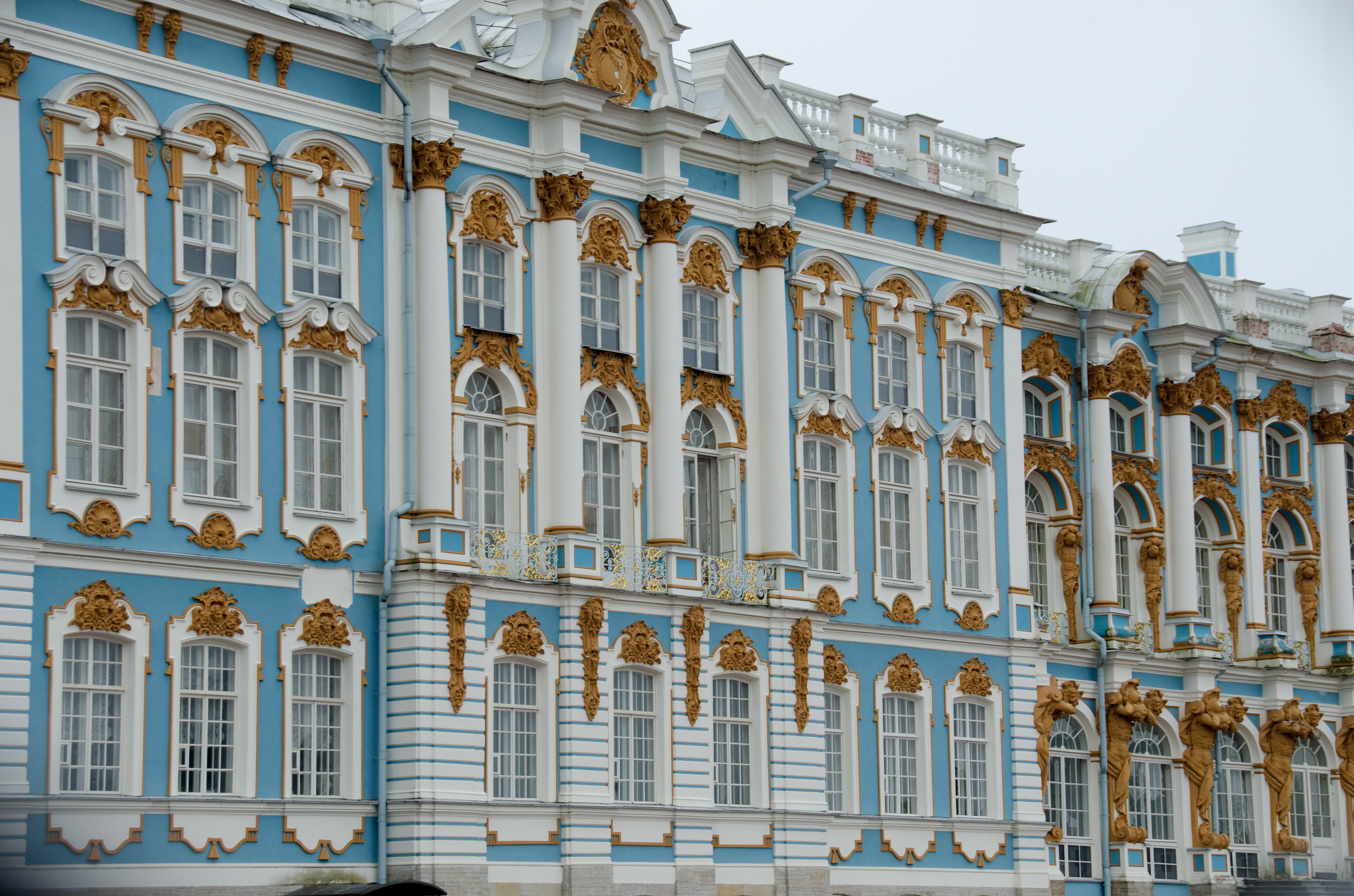 Russia - Catherine Palace