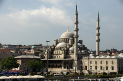 Istanbul - New Mosque