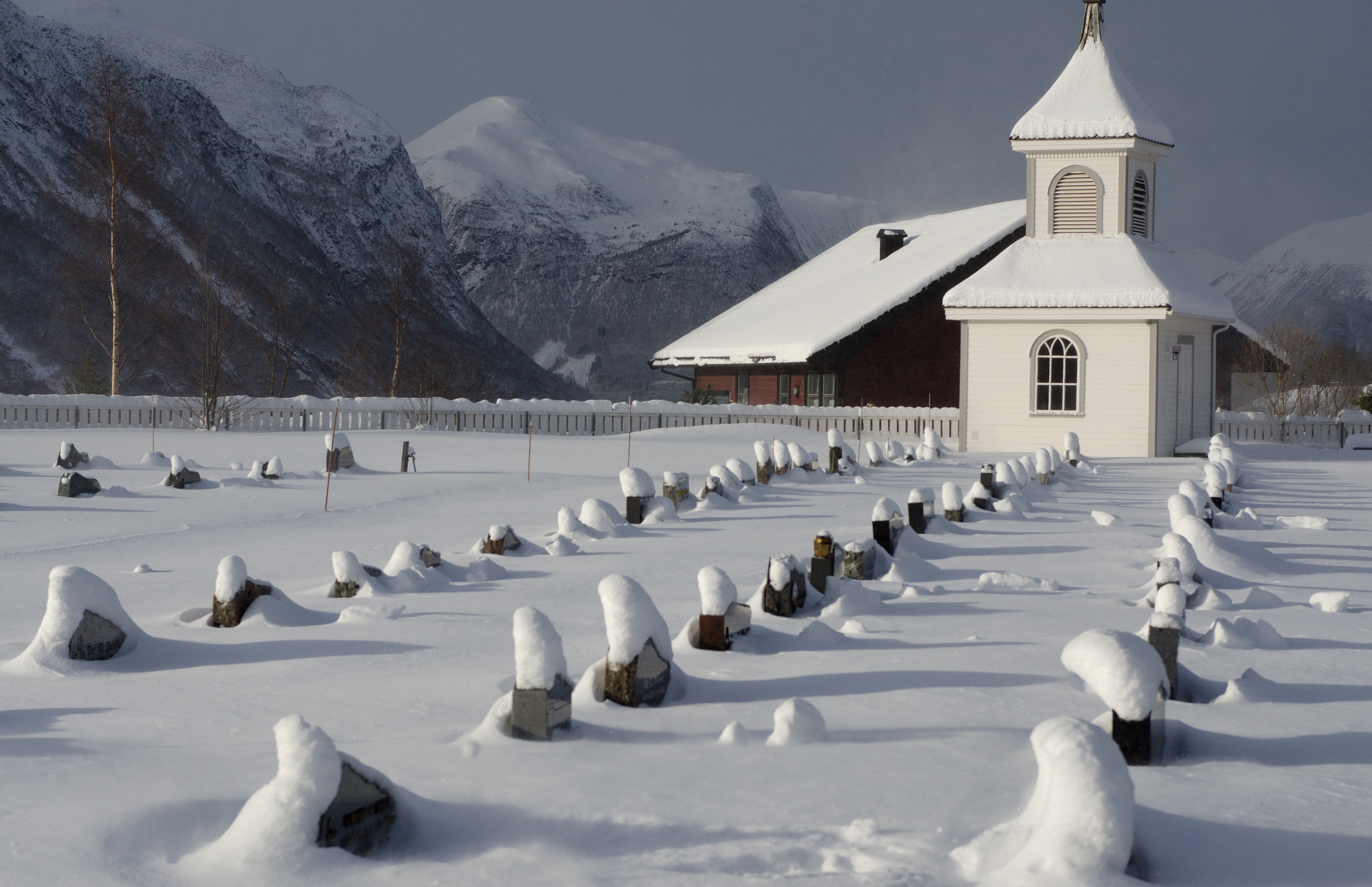 Andalsnes - Commonwealth war graves