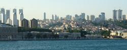 Istanbul - Straits of Boshporous