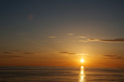 Arctic Circle - Midnight Sun