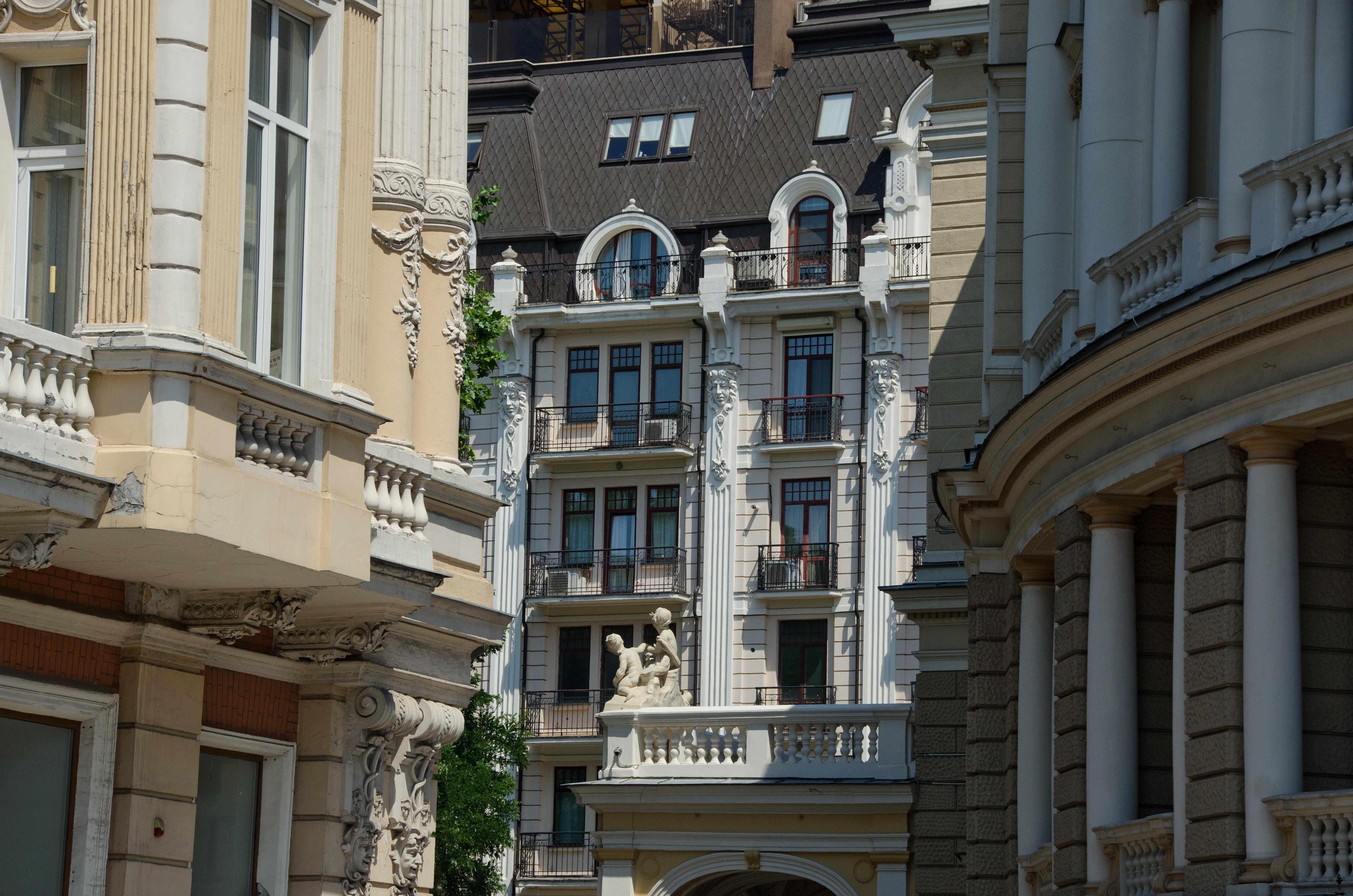 Odessa- architecture
