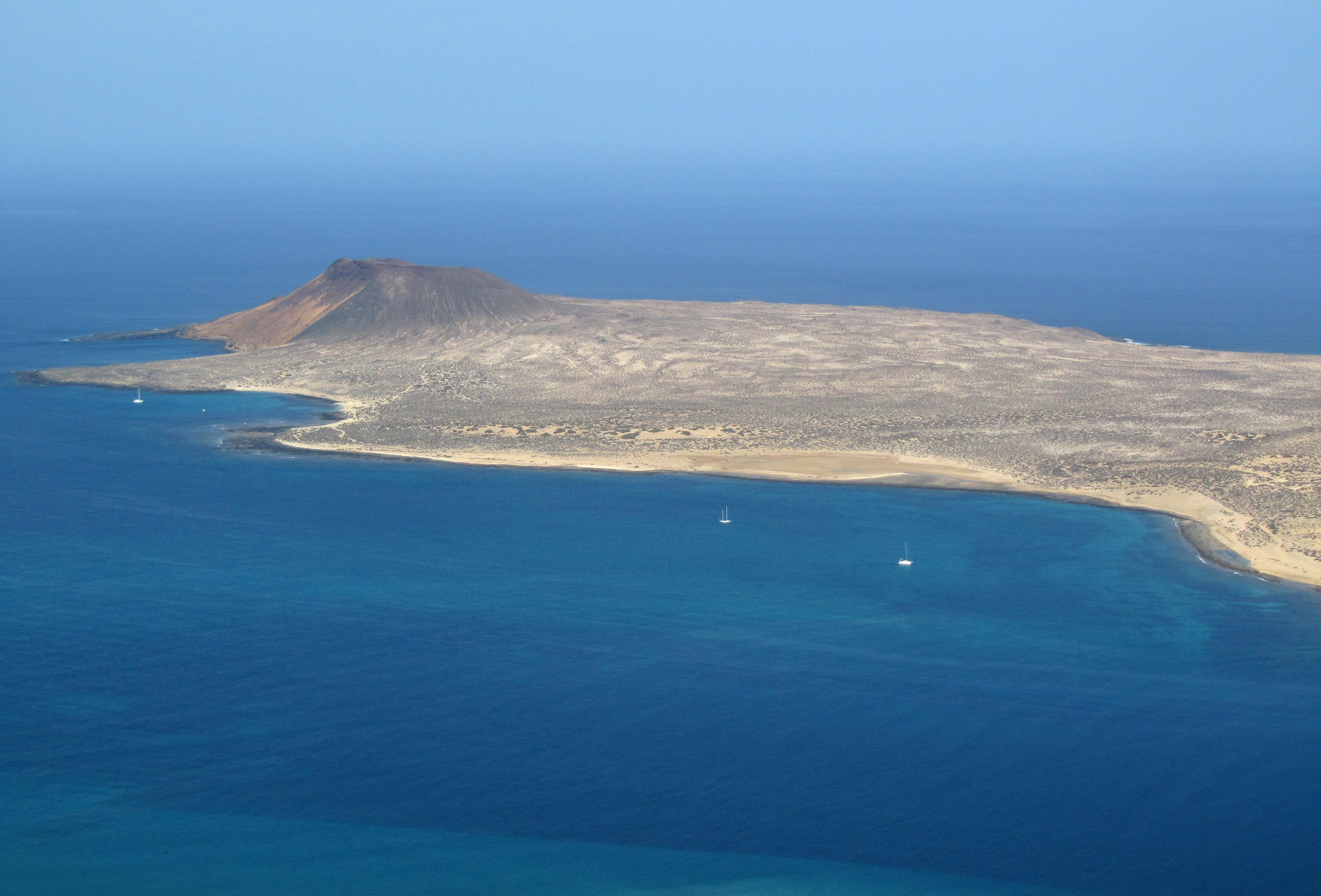 Isla Graciosa from Lanzarote