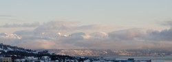 Tromso - pre-sunrise