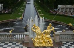 Russia - Peterhof, St Petersburg