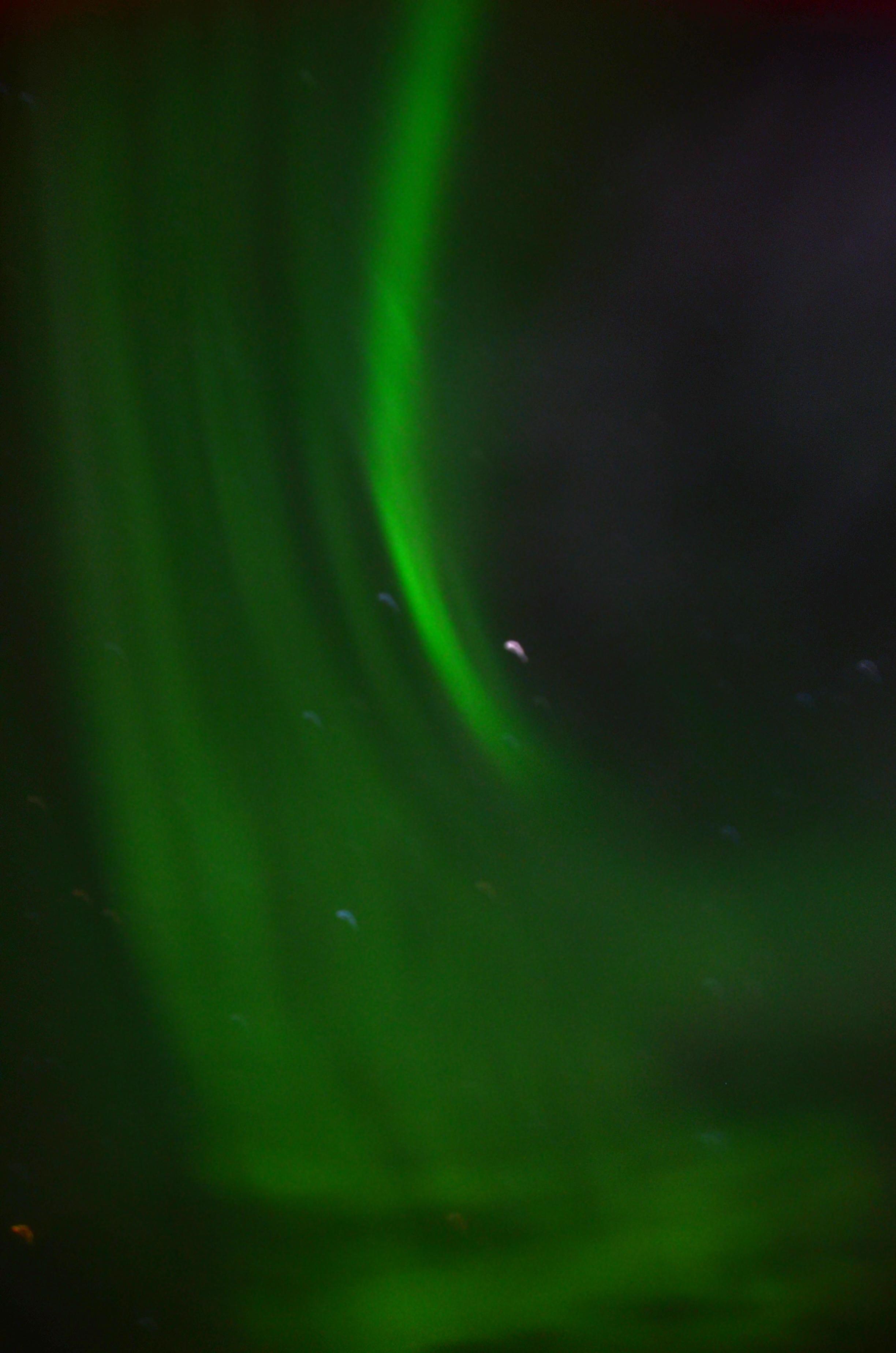 Northern Lights at Sea