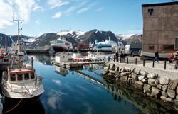 Honningsvag - Norway