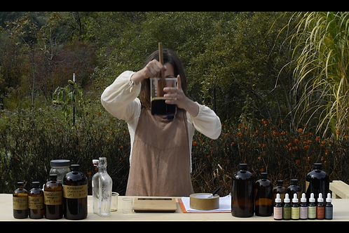 ONLINE COURSE: Bioregional Herbalism and Medicine Making, self paced sessions