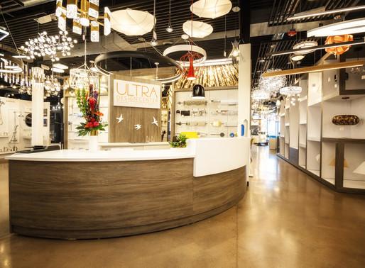 Showroom Feature: Ultra Design Center, Denver, CO.