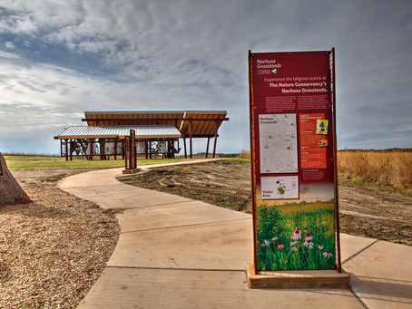 Nachusa Grasslands Visitor Center Merges Nature, Science and Experience