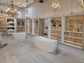 Showroom Feature: Unique Beginnings by Locke Supply