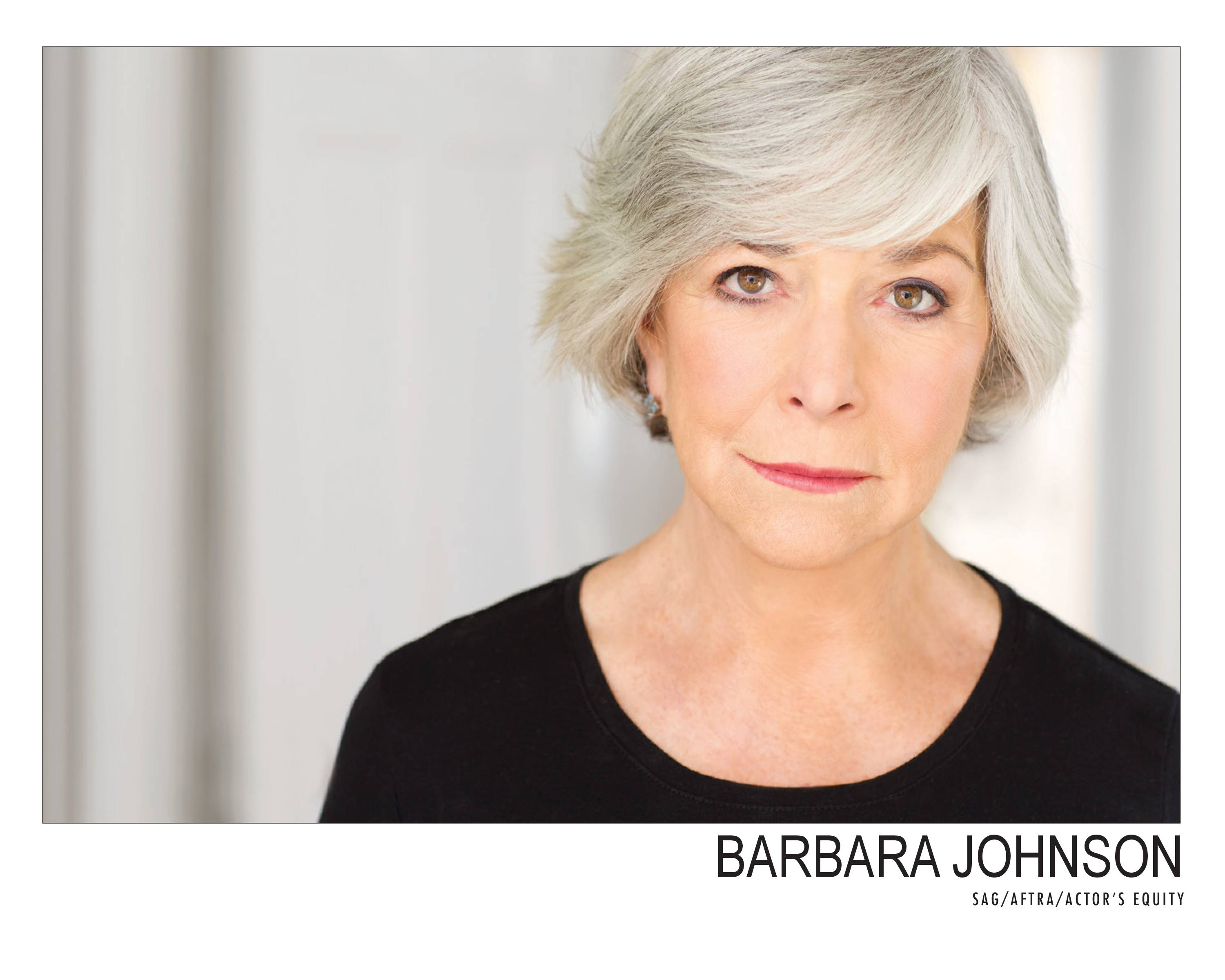 Barbara Johnson 2