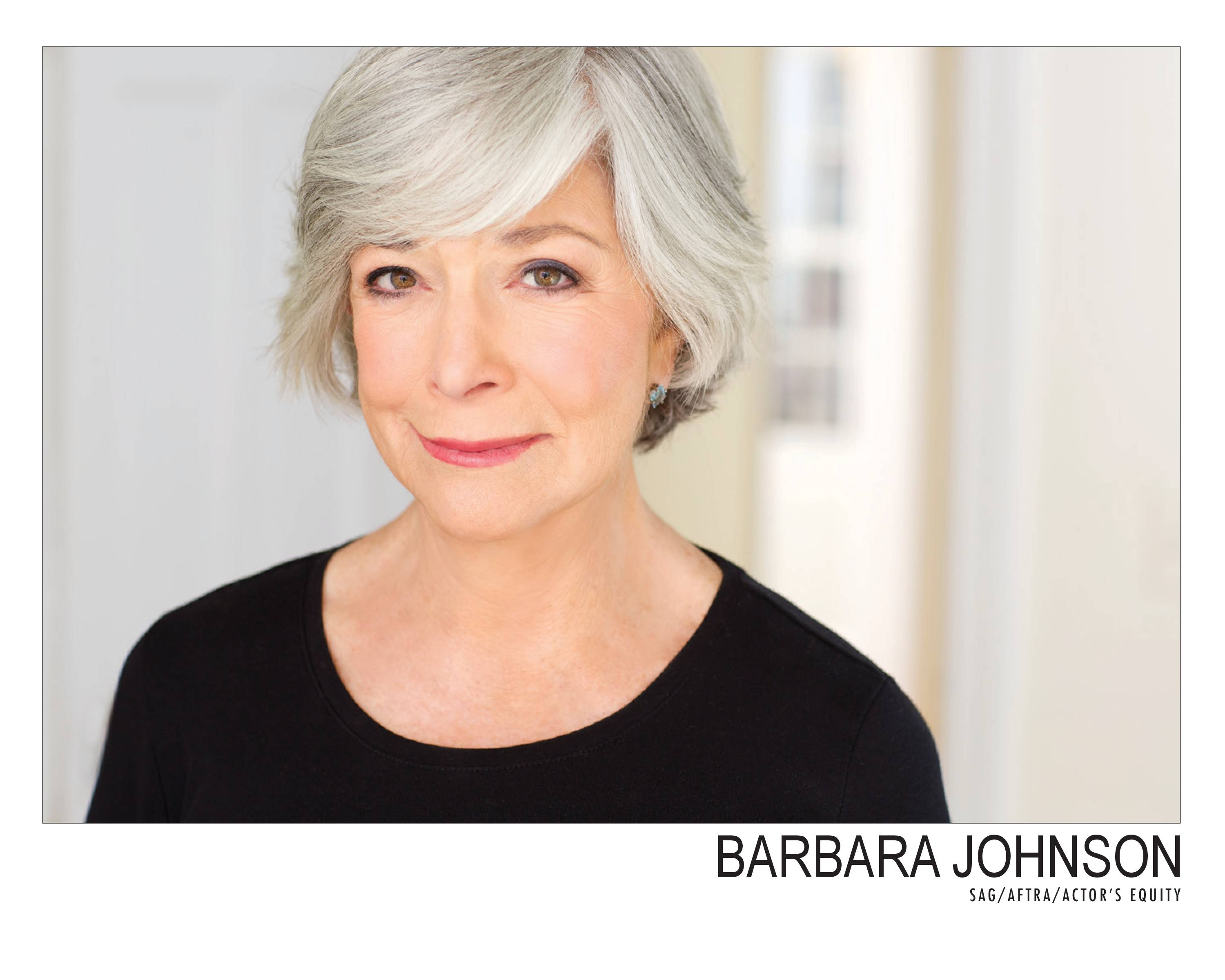 Barbara Johnson 1