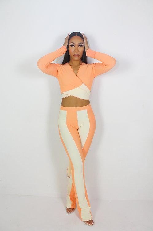 Peaches n Cream pants