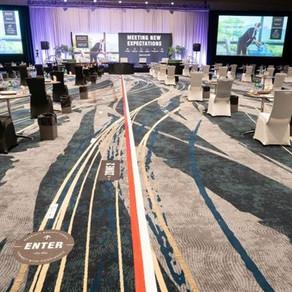 Marriott oferece novas soluções para eventos híbridos