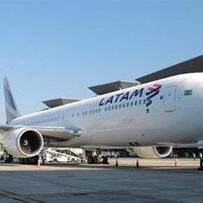 Latam estende suspensão do voo Guarulhos-Orlando em junho