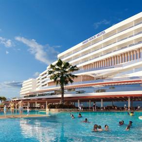 Hard Rock Hotel Fortaleza promete música até debaixo d'água