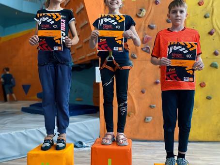 Отчёт о втором Этапе детского Кубка Геккона (25 апреля)