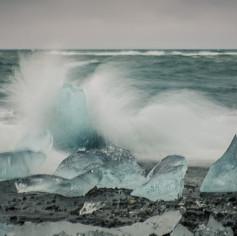 Diamondbeach, Iceland