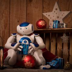 Christmas Shooting Nao