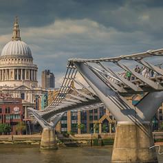 Milleniums bridge, London