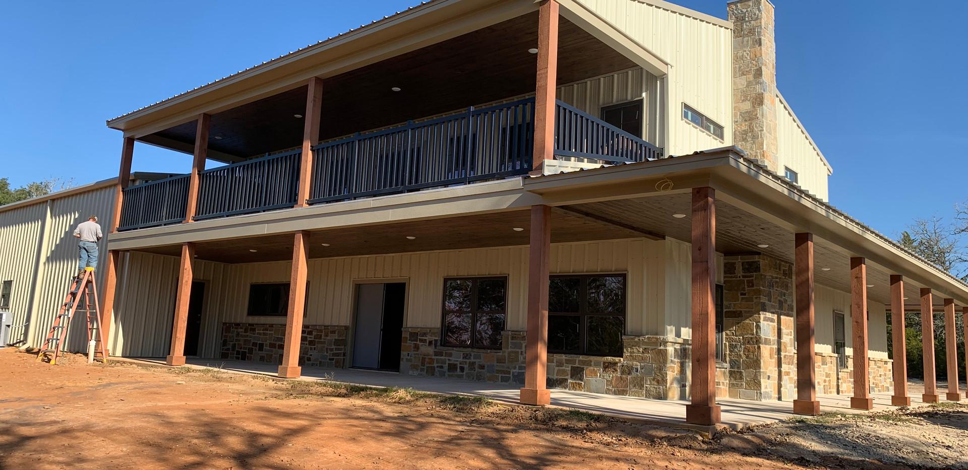 Barndo - living quarters