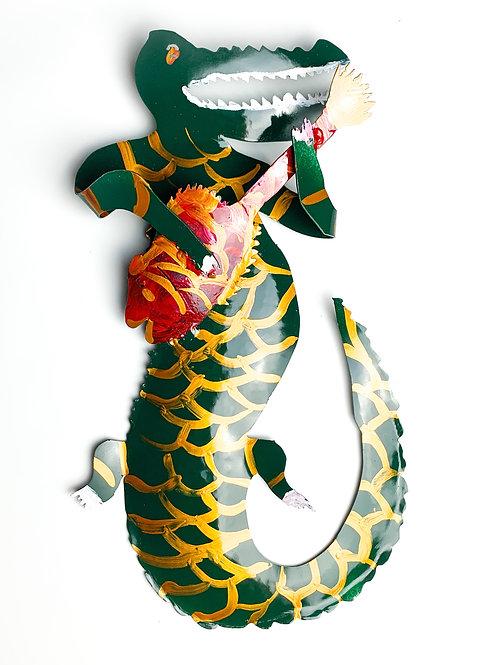 Guitar Alligator