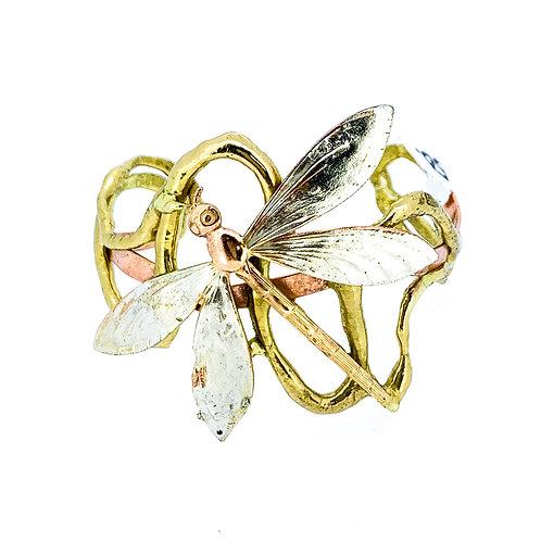 Large Dragonfly Bracelet