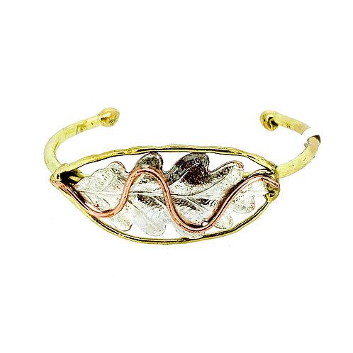 Oak Leaf Bracelet