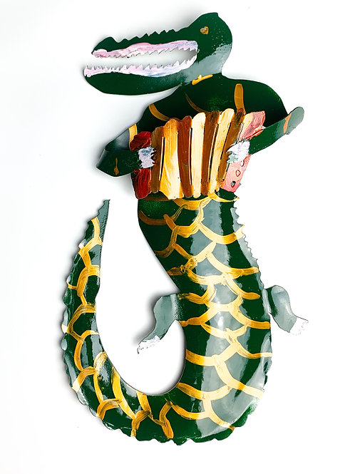 Accordion Alligator