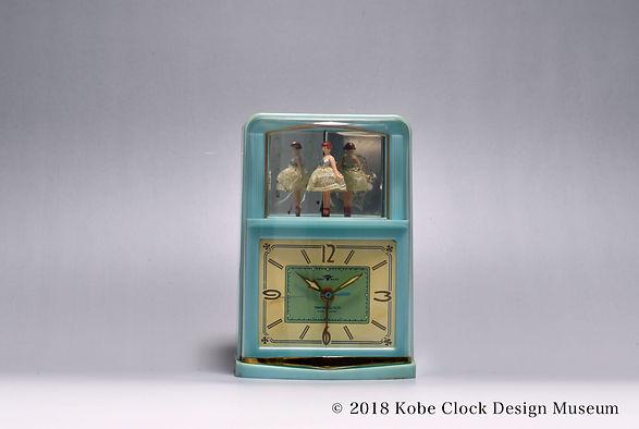 TOKYO CLOCK バレリーナ 18弁嘆きのセレナード pigeon orugoru
