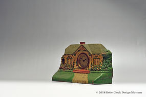 LUX CLOCK BUNGALOW バンガロー c1926