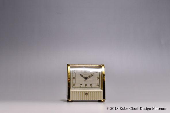 Seth Thomas 8Days Jeweled Swiss 2面時計