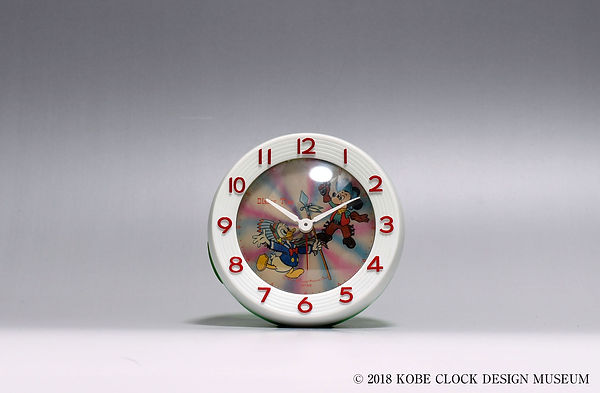 Disney Time NCD876T ミッキーマウス ドナルドダック R110