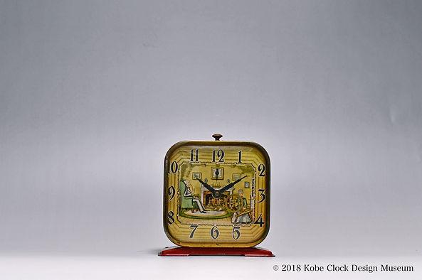 LUX CLOCK WATERBURY 糸巻