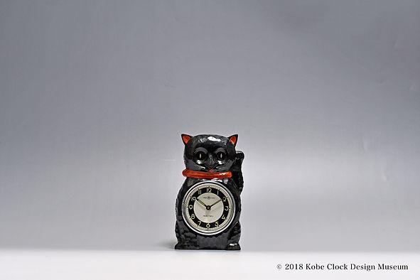 MEIKO TOKEI 黒猫