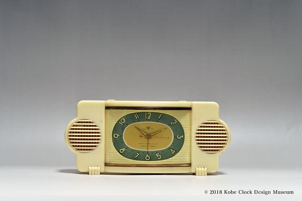 TOKYO TOKEI Centet Second Musical Clock  野ばら Sankyo Orgel