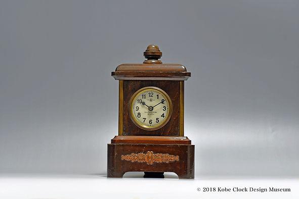 三工舎 三方時計