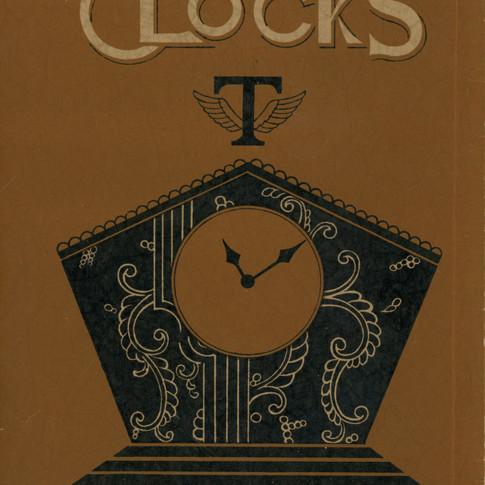 CLOCKS TOKYO TOKEI SEIZO KAISHA LTD.