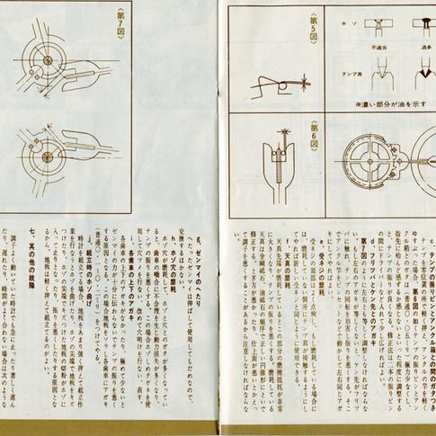 リズムグラフ 昭和37年10月 2巻3号 6-7